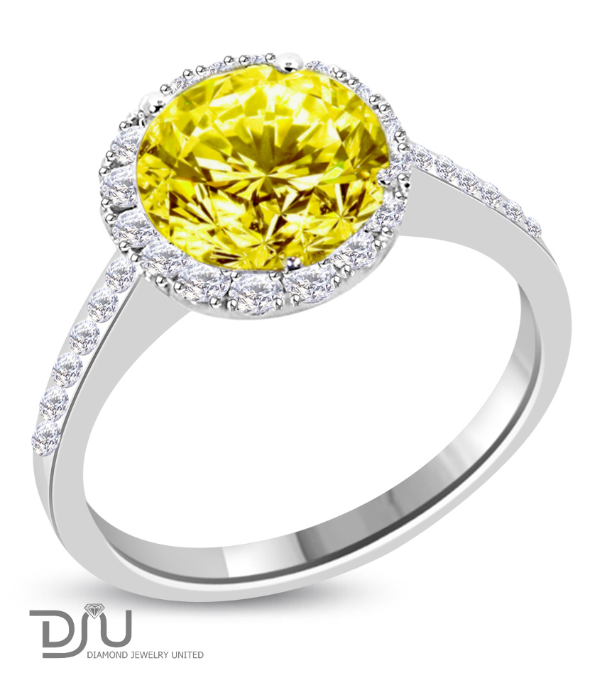 0 89 ct yellow vs2 solitaire engagement ring